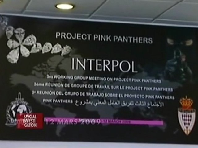Pink Panthers, les Braqueurs du Siecle
