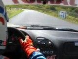 COURSE DE COTE DU MONT-DORE 2011 3eme montée de course