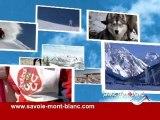 Savoie Mont Blanc Montagne Hiver