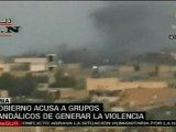 Grupos armados generan violencia en Deir Ezzor