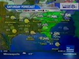 TWC Satellite Local Forecast from January-February 2011 Morning #10