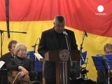 South Ossetia remembers victims of Russia-Georgia war
