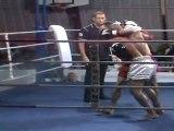 Yazid Boussaha vs Essahraoui Touffik - Round 2 (1 sur 2) demi finale tournoi - Gala du phenix 3 - 02-07-11 phenix muaythai