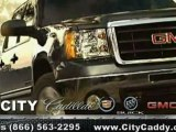 GMC Sierra 1500 Queens from City Cadillac Buick GMC - YouTube