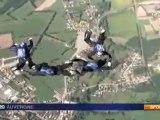 19-20, France3 Auvergne, 12 aout 2011, Championnat de France de Parachutisme