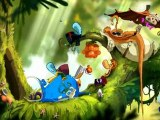 Rayman Origins - Ubisoft - Dessin animé d'intro du jeu GamesCom 2011