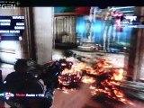Gears of War 3 - Mode Horde part2 Gamescom