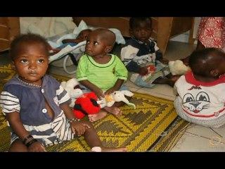 Santé Sud: une pouponniere au Mali
