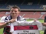 """Football365: EDF - Kevin Gameiro """"Je fais mon boulot et je me tais"""""""