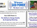 Video #001 of  270 - The Masters Course - How To Use Your God Power To Find Love Happiness & Success In 2012 And Beyond - Learn The Secrets And Techniques - By New Age Guru Richard Lee McKim Jr. - Chapter 01 - What Is Your God Power - Part 01 of  20