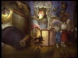 "Russian animation: Norshteyn's ""Good Night, Children"" sequence, 2000"