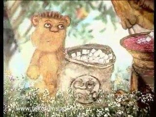 """Russian Sugar"" Commercial by Yuriy Norshteyn, 1994-5"