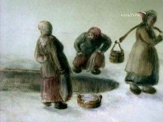 Russian animation: About Crayfish (+English subtitles) 2003