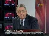 NTV canlı yayın kazası