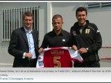 2011 REIMS, Mercato : Kamel GHILAS prêté par Hull City , le 9 août 2011