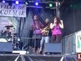 Concert Djanta Foire aux vins Colmar 2011 Scène du parc