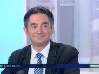 Tony Bernard interview France 3 Auvergne 090811