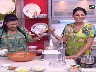 Pastilla au Amande choumicha et Leila El Berrak - recettes de cuisine choumicha et Leila El Berrak