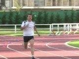 Mondiaux d'athlétisme : Lemaitre prêt à en découdre en sprint