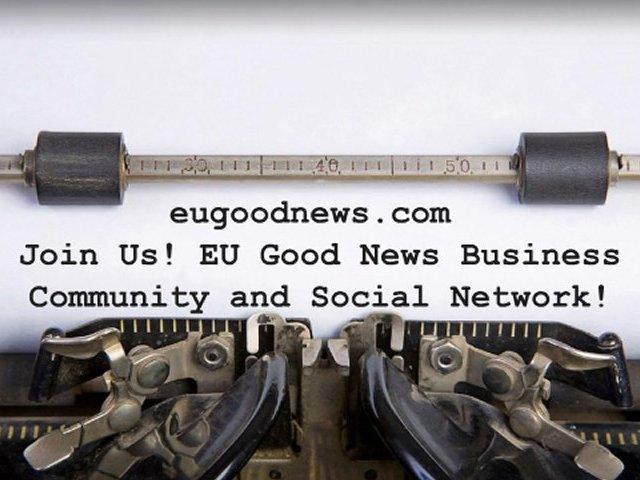 Europe online news, Europe good news social network
