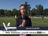 Le Flash de Girondins TV  - Mercredi 10 août 2011