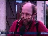 Interview de Clément Wittmann - Fr 3 Franche-comté du 09 aout 2011