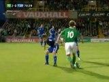 Irlanda del Nord 0-4 Isole Faer Oer - Euro 2012