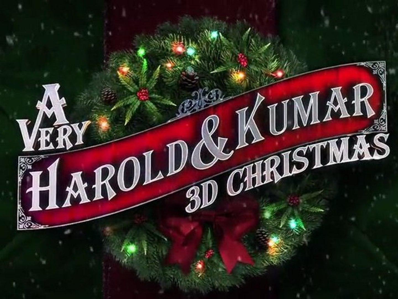 a very harold  kumar 3d christmas watch online free