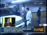 Canlı Yayında dişleriyle araba çeken adam Muharrem Cengiz