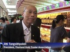 Fiebre del oro en Bagkok