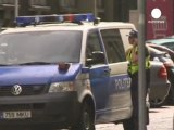 Police: Estonia gunman 'killed himself'