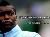 Les cinq buts de Djibril Cissé avec la Lazio Rome