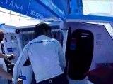 080811 - Entraînement de Jean-Pierre Dick et Guillaume Le Brec à bord de Virbac-Paprec 3 en vue de la Rolex Fastnet Race
