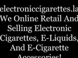 Electronic cigarette Los Angeles, Cheapest electronic cigarette.