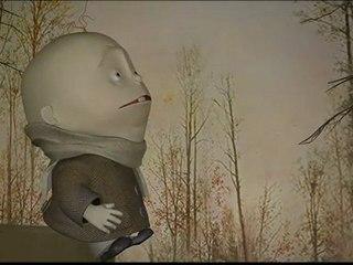 Russian animation: Kolobok (+English subtitles) 2006