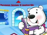 Kutup ayıları hakkında bilmedikleriniz  (Harun Yahya)