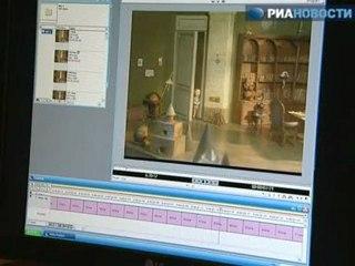 "Russian animation: ""Gofmaniada"" news report 2010-08-27 (+English subtitles)"