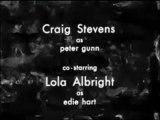 Peter Gunn - Générique (Série tv)