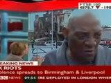 Angleterre   le racisme vrai déclencheur des émeutes  !!!