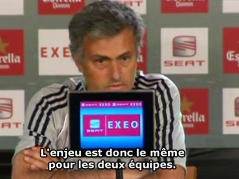 """Mourinho : """"Je ne vais pas la fermer"""""""