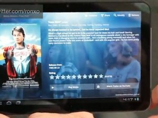 Managing Movies On Your Tablet With Mizuu - Androi - Snapp