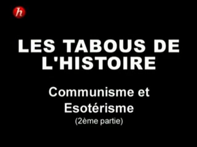 COMMUNiSME & ESOTéRiSME 5SUR8
