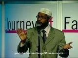 Christian accepts Islam after challenging Zakir Naik at an Islamic Conference