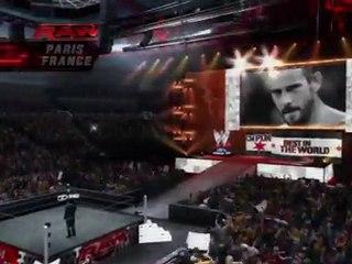 CM Punk vs John Cena - Full Championship Match de WWE 12