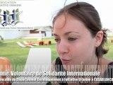 Noémie, Volontaire de solidarité Internationale France Volontaires Maroc