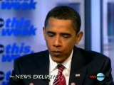 Obama tells Stephanopoulos In 2009 everyone must sacrifice & have Skin In The Game