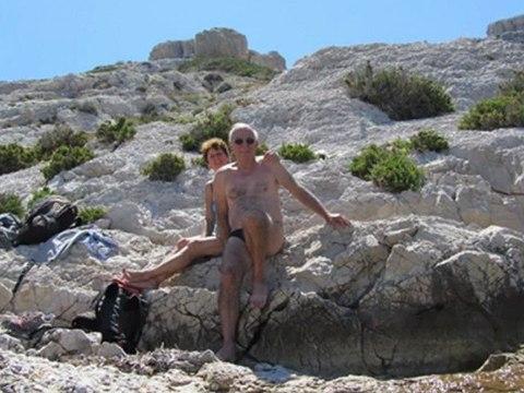 balade à l'île de Frioul août 2011