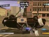 Driver San Francisco Xbox 360 Demo - Ford Crown Victoria Cop Gameplay