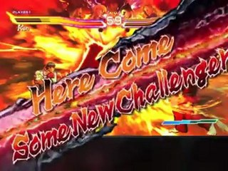 Trailer GamesCom de Street Fighter X Tekken