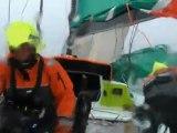 Rolex Fastnet Race : Groupama 4 en l'approche du Fastnet